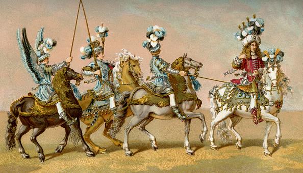 Louis XIV Of France「The Turkish squadron」:写真・画像(19)[壁紙.com]