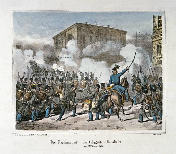 Assault On Gloggnitzer Station 1848:ニュース(壁紙.com)