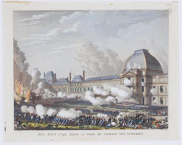 Art Product「The storming the Tuileries Palace on 10 August 1792, c」:写真・画像(15)[壁紙.com]