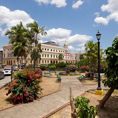 Central America「Panama City - Casco Viejo District」:スマホ壁紙(13)