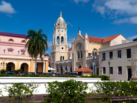 Central America「Panama City - Casco Viejo District」:スマホ壁紙(1)