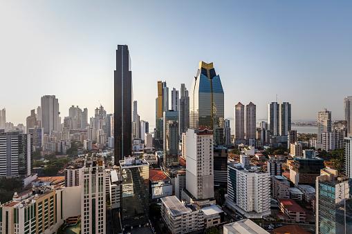 Central America「panama city skyline」:スマホ壁紙(4)
