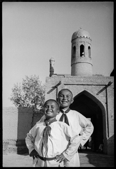 Central Asia「Two Pioneers」:写真・画像(1)[壁紙.com]