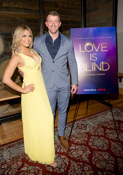 Attached「Netflix's Love Is Blind VIP Viewing Party In Atlanta」:写真・画像(6)[壁紙.com]