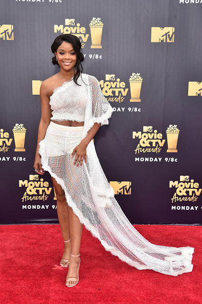 MTVムービーアワード「2018 MTV Movie And TV Awards - Arrivals」:写真・画像(11)[壁紙.com]
