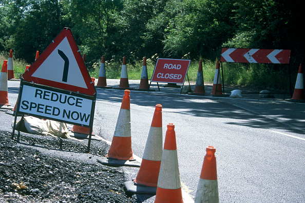 2002「Traffic management during construction of Great Leighs bypass. Essex, United Kingdom.」:写真・画像(4)[壁紙.com]