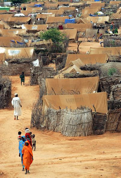 Scott Nelson「Dafur Refugees Overwhelm Camps In Chad」:写真・画像(1)[壁紙.com]