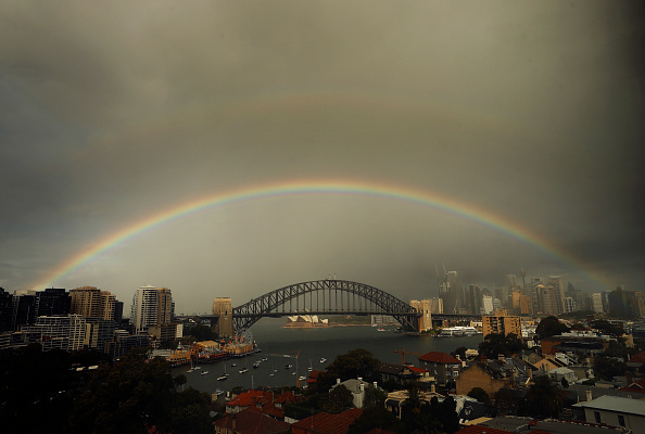 Weather「Wet Weather Continues In Sydney」:写真・画像(10)[壁紙.com]