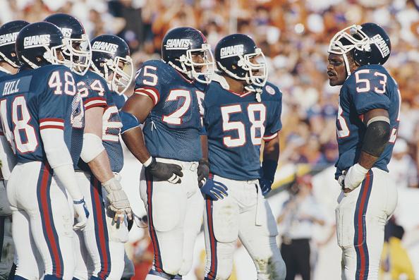 New York Giants「Super Bowl XXI」:写真・画像(1)[壁紙.com]