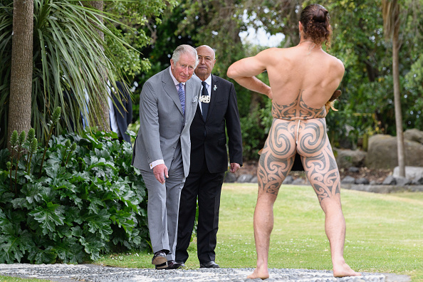 Tradition「The Prince of Wales & Duchess Of Cornwall Visit New Zealand - Day 7」:写真・画像(15)[壁紙.com]