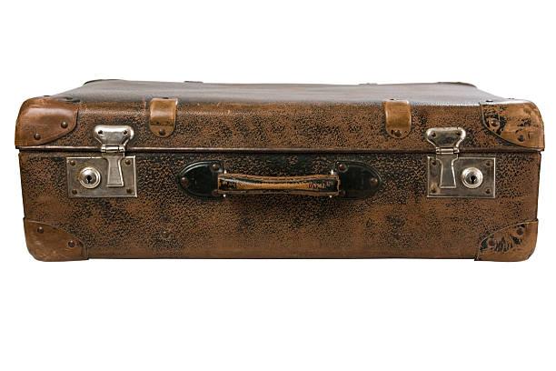 old suitcase:スマホ壁紙(壁紙.com)
