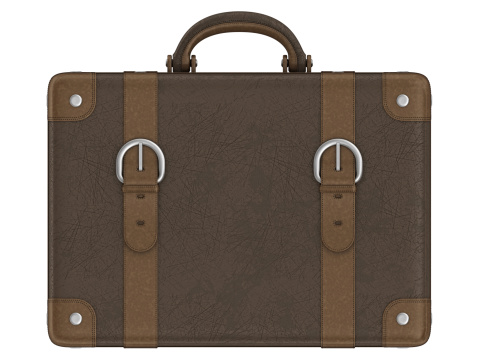 旅行「旧スーツケースフロントの眺め」:スマホ壁紙(12)