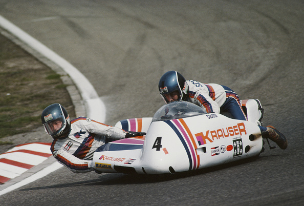 モータースポーツ「German motorcycle sidecar 500cc Grand Prix」:写真・画像(5)[壁紙.com]