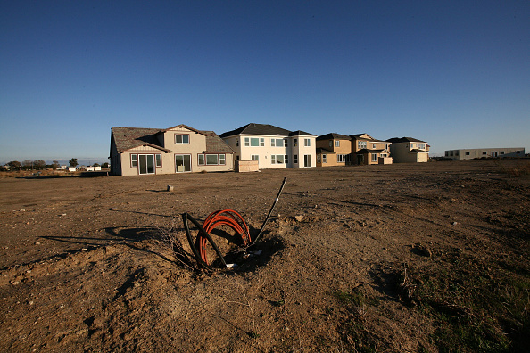 Blank「Town Of Rio Vista Nears Bankruptcy, As Foreclosure Crisis Spreads」:写真・画像(15)[壁紙.com]