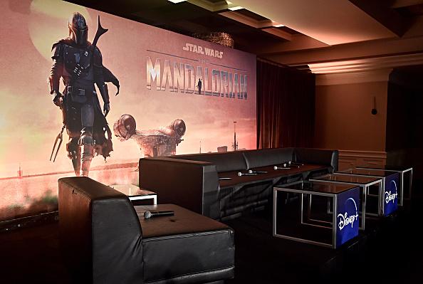 The Mandalorian - TV Show「Press Conference for the Disney+ Exclusive Series The Mandalorian」:写真・画像(13)[壁紙.com]