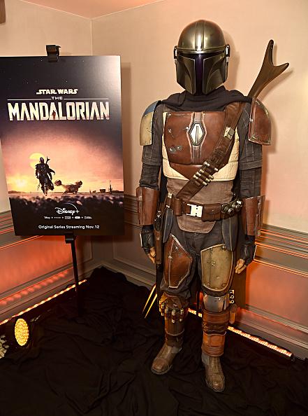 The Mandalorian - TV Show「Press Conference for the Disney+ Exclusive Series The Mandalorian」:写真・画像(4)[壁紙.com]