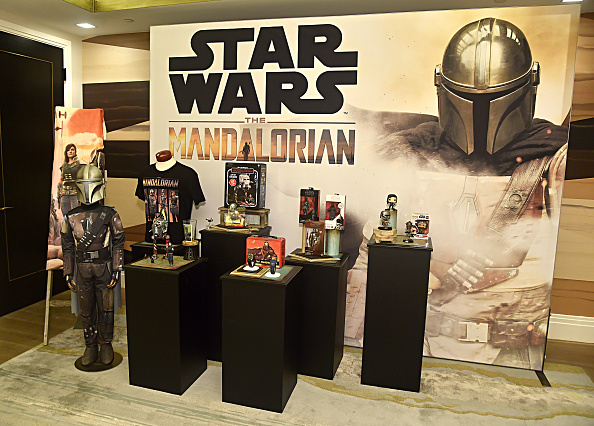 The Mandalorian - TV Show「Press Conference for the Disney+ Exclusive Series The Mandalorian」:写真・画像(19)[壁紙.com]