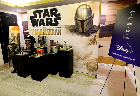 The Mandalorian - TV Show「Press Conference for the Disney+ Exclusive Series The Mandalorian」:写真・画像(3)[壁紙.com]