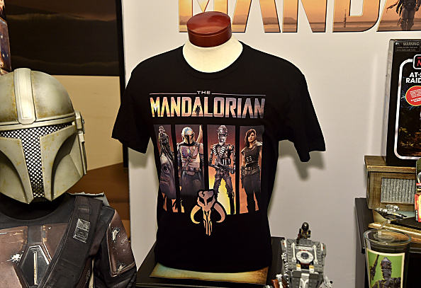 The Mandalorian - TV Show「Press Conference for the Disney+ Exclusive Series The Mandalorian」:写真・画像(9)[壁紙.com]