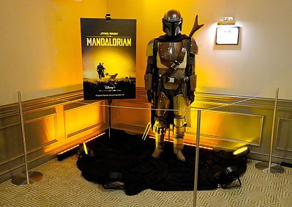 The Mandalorian - TV Show「Press Conference for the Disney+ Exclusive Series The Mandalorian」:写真・画像(17)[壁紙.com]