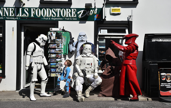 Star Wars Series「Star Wars Festival Take Place In Portmagee」:写真・画像(0)[壁紙.com]