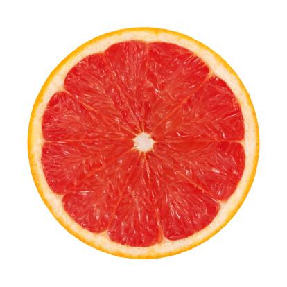 かんきつ類「レッド色のグレープフルーツ部分にホワイト」:スマホ壁紙(15)