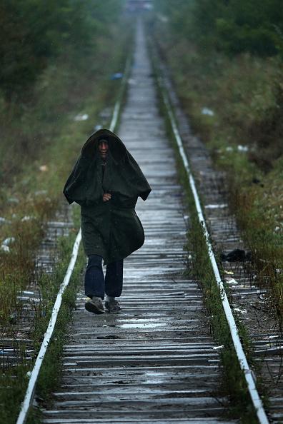 Syrian Civil War Refugee Crisis「Migrants Make Their Way Towards Hungary」:写真・画像(19)[壁紙.com]