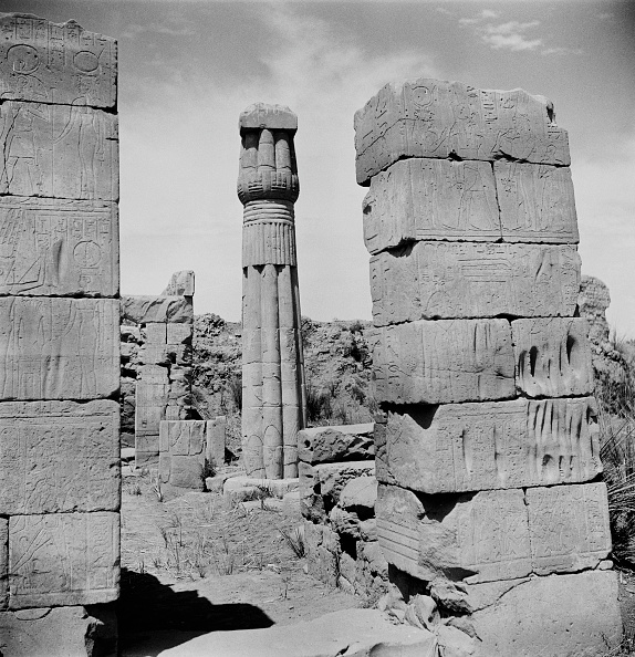 Courtyard「Luxor Temple」:写真・画像(9)[壁紙.com]
