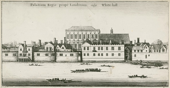 Palace「Palace Of Whitehall From The River Thames」:写真・画像(14)[壁紙.com]