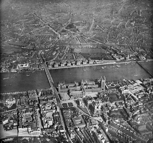 Aerial View「Palace Of Westminster」:写真・画像(16)[壁紙.com]