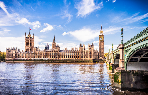 Central London「Palace of Westminster, centre of British democracy」:スマホ壁紙(6)