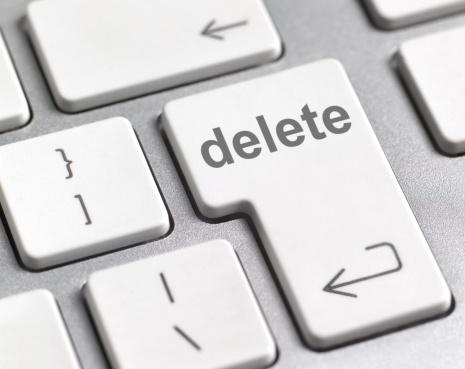 Computer Key「Computer delete key」:スマホ壁紙(1)