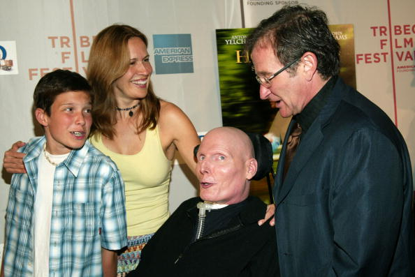 笑顔「Tribeca Film Festival: Screening Of 'House Of D'」:写真・画像(18)[壁紙.com]