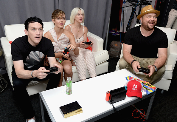 Television Show「Nintendo At The TV Insider Lounge At Comic-Con International 2017」:写真・画像(15)[壁紙.com]