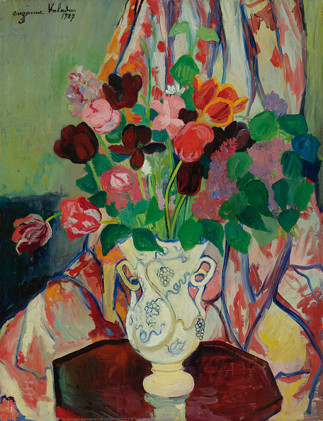 静物「Tulip Bouquet 1927」:写真・画像(8)[壁紙.com]