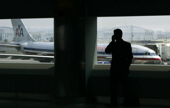 Kennedy Airport「American Airlines Unveils New $1.1 Billion Terminal At JFK Airport」:写真・画像(5)[壁紙.com]