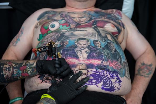 Bestpix「The Great British Tattoo Show」:写真・画像(12)[壁紙.com]
