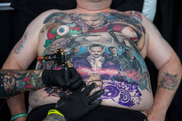 The Great British Tattoo Show:ニュース(壁紙.com)