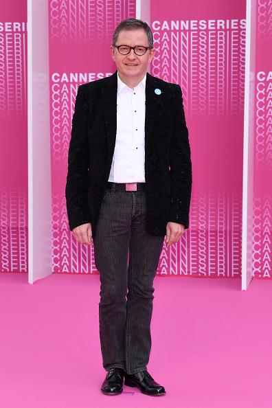 "Black Jeans「""The Truth About The Harry Quebert Affair"" Pink Carpet Arrivals - The 1st Cannes International Series Festival」:写真・画像(2)[壁紙.com]"