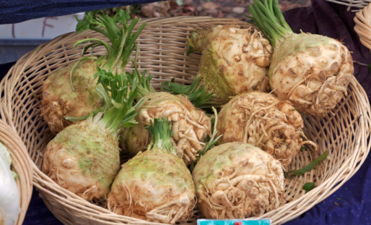 Celery「Celeriac at the Farmer's Market」:スマホ壁紙(14)