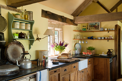 Kitchen「Cotswold cozy Barn」:スマホ壁紙(16)