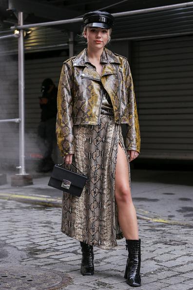 ニューヨークファッションウィーク「Street Style - New York Fashion Week September 2018 - Day 7」:写真・画像(19)[壁紙.com]