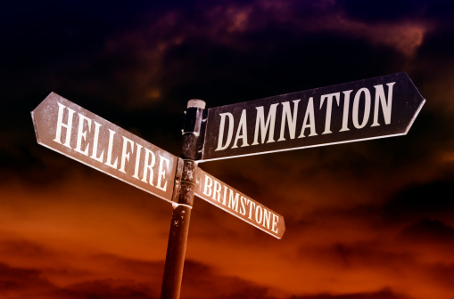 Hell「Hellfire, brimstone and damnation directions」:スマホ壁紙(16)