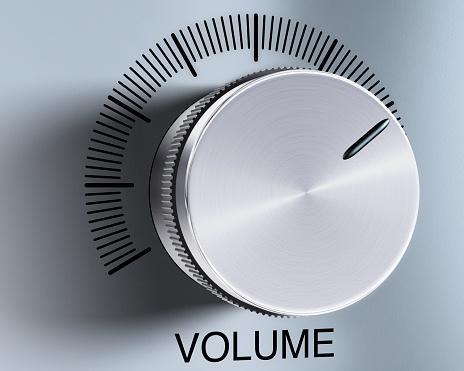 Noise「Control knob of an amplifier」:スマホ壁紙(11)
