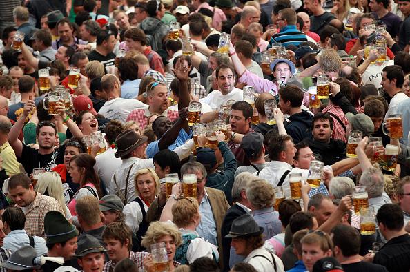 Beer Festival「Oktoberfest 2010 - Day 3」:写真・画像(1)[壁紙.com]