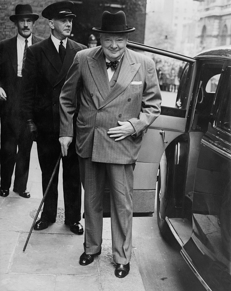 International Landmark「Churchill In Downing Street」:写真・画像(1)[壁紙.com]
