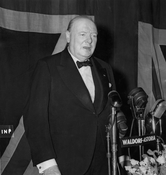 Waldorf Astoria New York「Churchill In New York」:写真・画像(8)[壁紙.com]