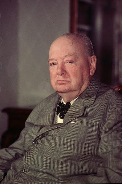 Color Image「Winston Churchill」:写真・画像(13)[壁紙.com]
