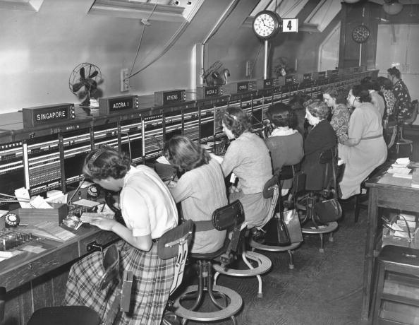 Archival「Telephone Operators」:写真・画像(13)[壁紙.com]