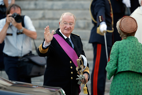 Belgium「Abdication Of King Albert II Of Belgium, & Inauguration Of King Philippe」:写真・画像(14)[壁紙.com]